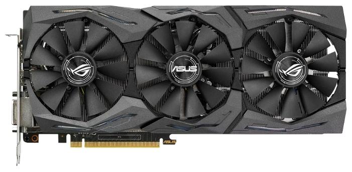 ASUS GeForce GTX 1060 6G (ROG STRIX-GTX1060-O6G-GAMING)
