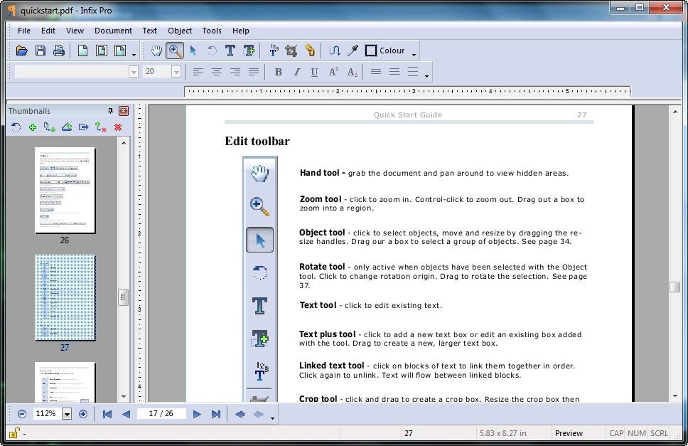 Скачать iceni infix pdf editor pro
