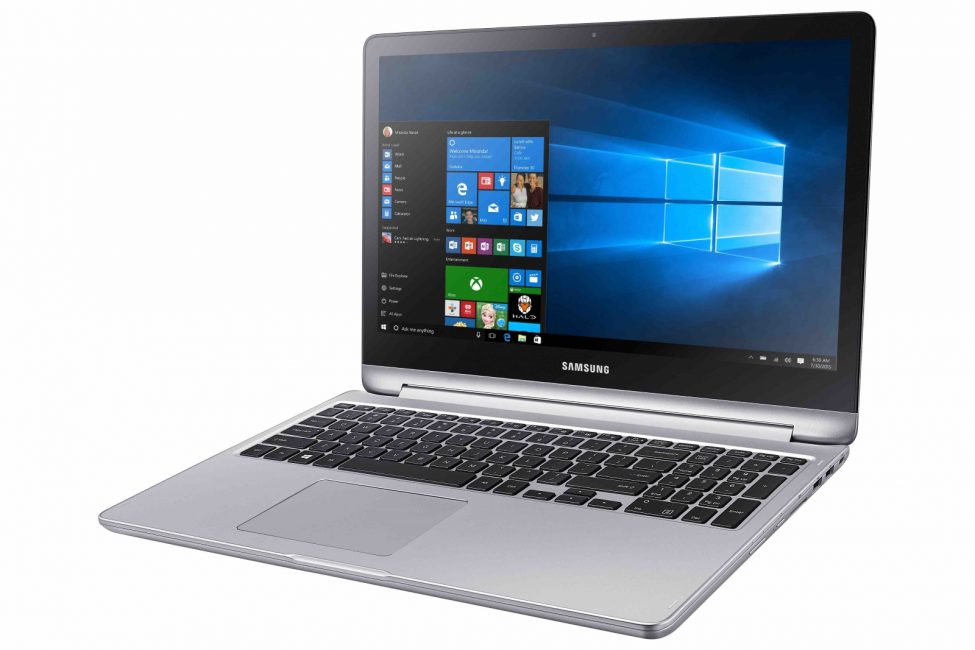Samsung Notebook Spin 7