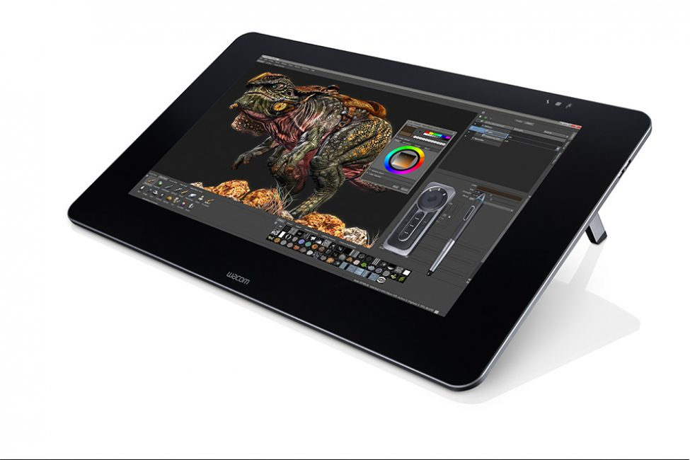 Wacom Cintiq 27HD Touch DTH-2700