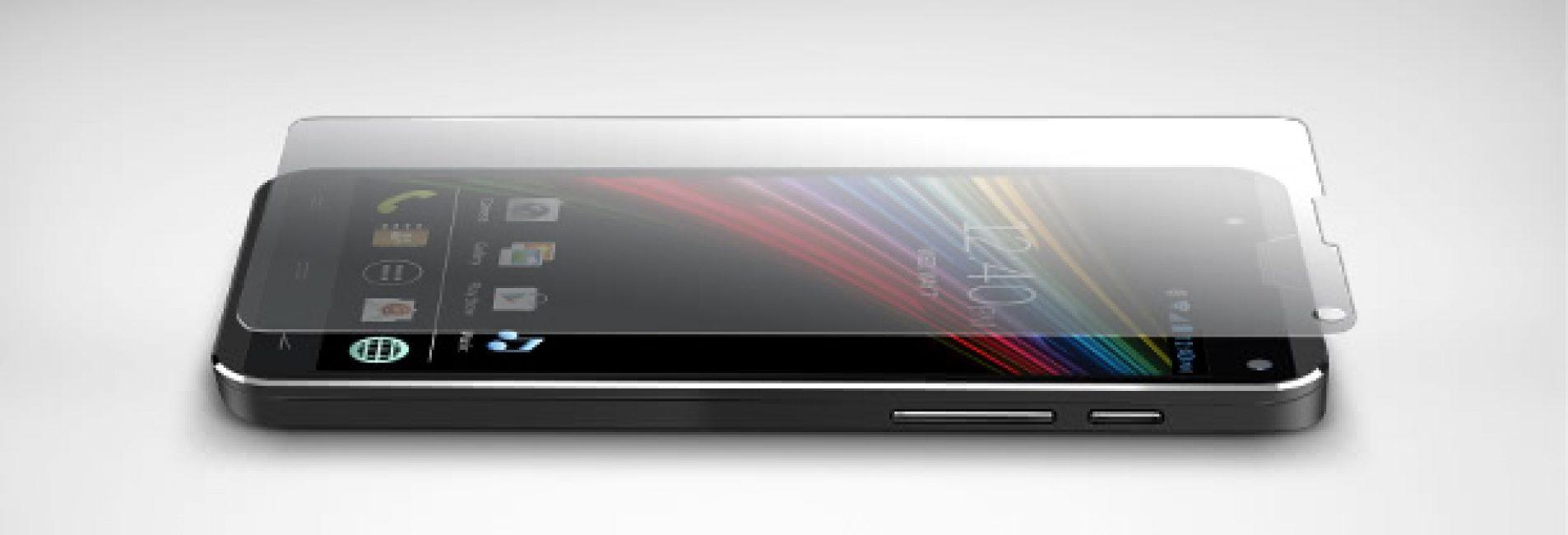 Использование защитного стекла аналогов Gorilla Glass для смартфонов