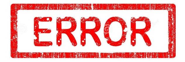 «ERROR»