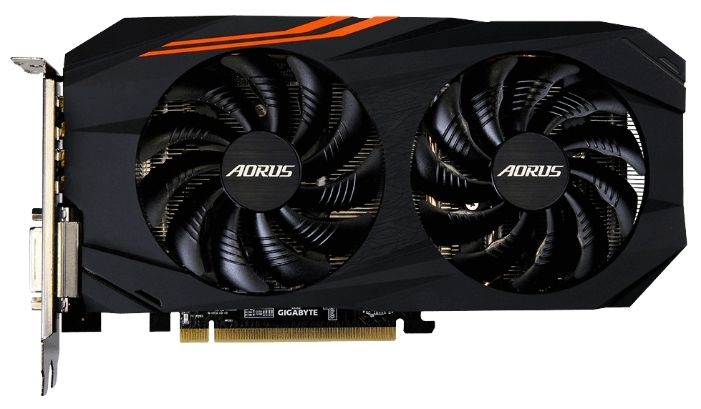 Gigabyte Radeon RX 570 Aorus 4G