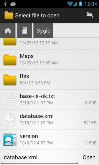 Ol File Manager