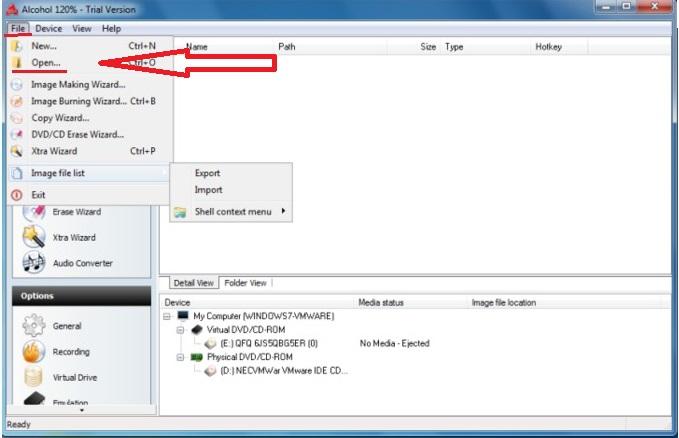 Программа для открытия iso файла скачать бесплатно