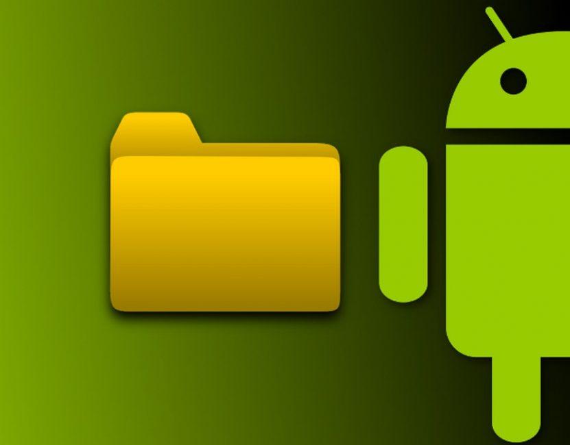 ТОП-10 файловых менеджеров для Андроид