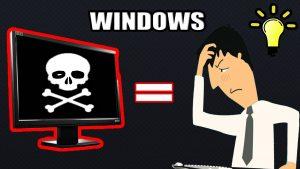 Ошибки при загрузке Windows (XP/7/8/10): Разбираемся с самыми частыми