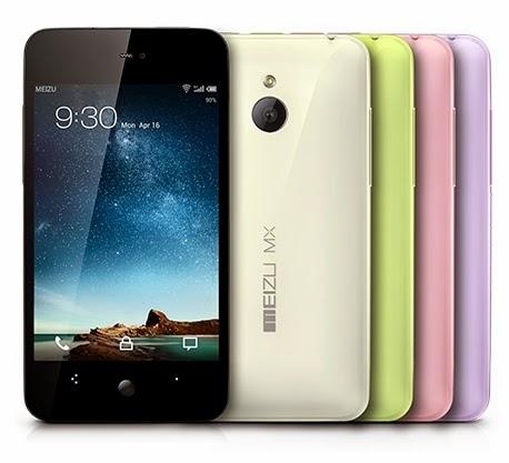 Все телефоны Meizu