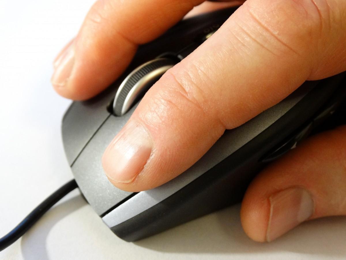 Как настроить кнопки мышки