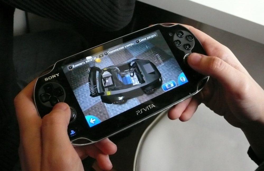 ТОП-10 портативных игровых консолей
