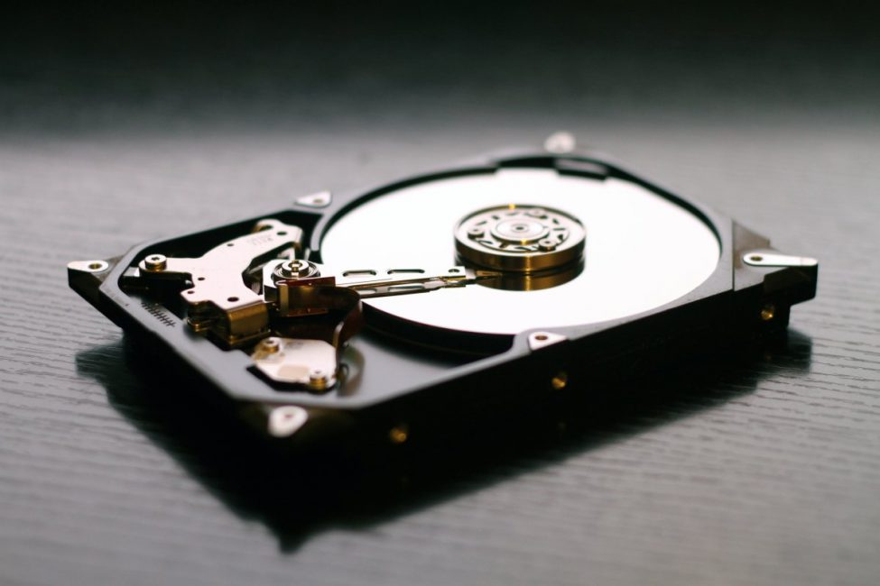 Как разбить жесткий диск на два