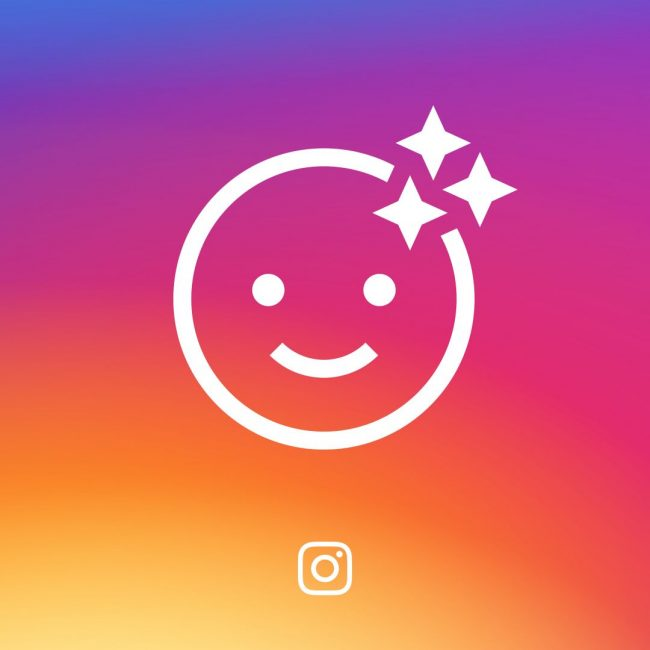 Маски в Instagram