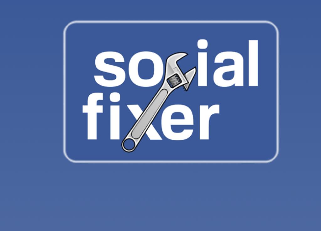 Socialfixer – позволяет отфильтровать новостную ленту