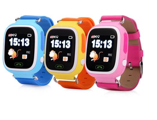 Smart Baby Watch Q80 или Q90 (GW100)
