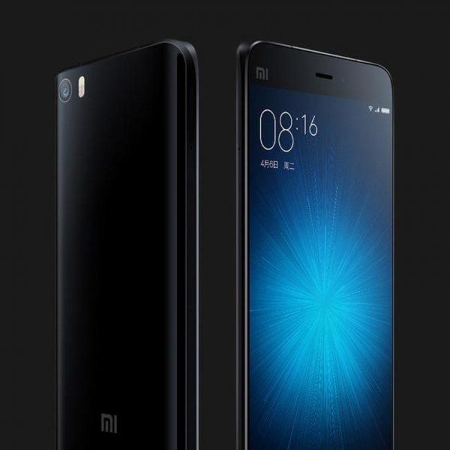 Камерофон Xiaomi Mi6