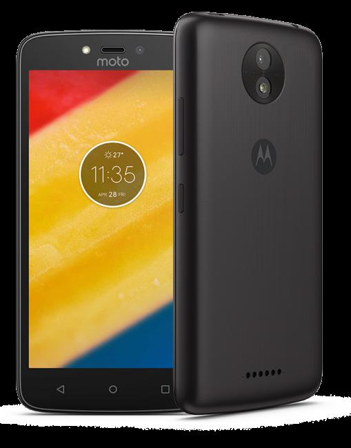 Телефон Motorola Moto C