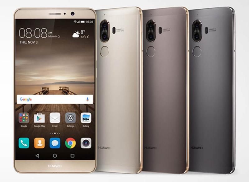 Камерофон Huawei Mate 9