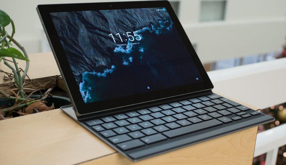 На планшетах теперь будет удобнее работать на Андроиде с клавиатуры