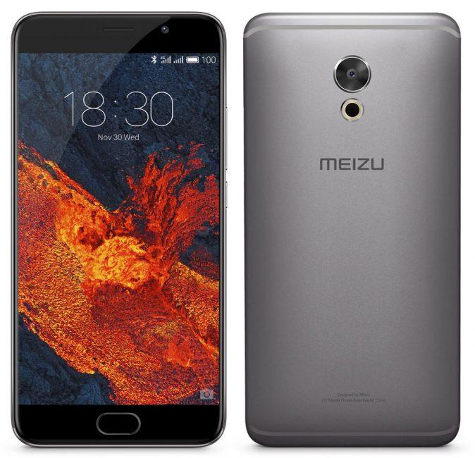 Телефон Meizu Pro6 Plus