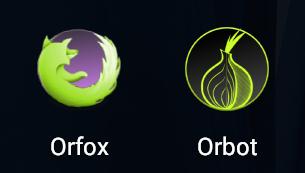 Orbot и Orfox