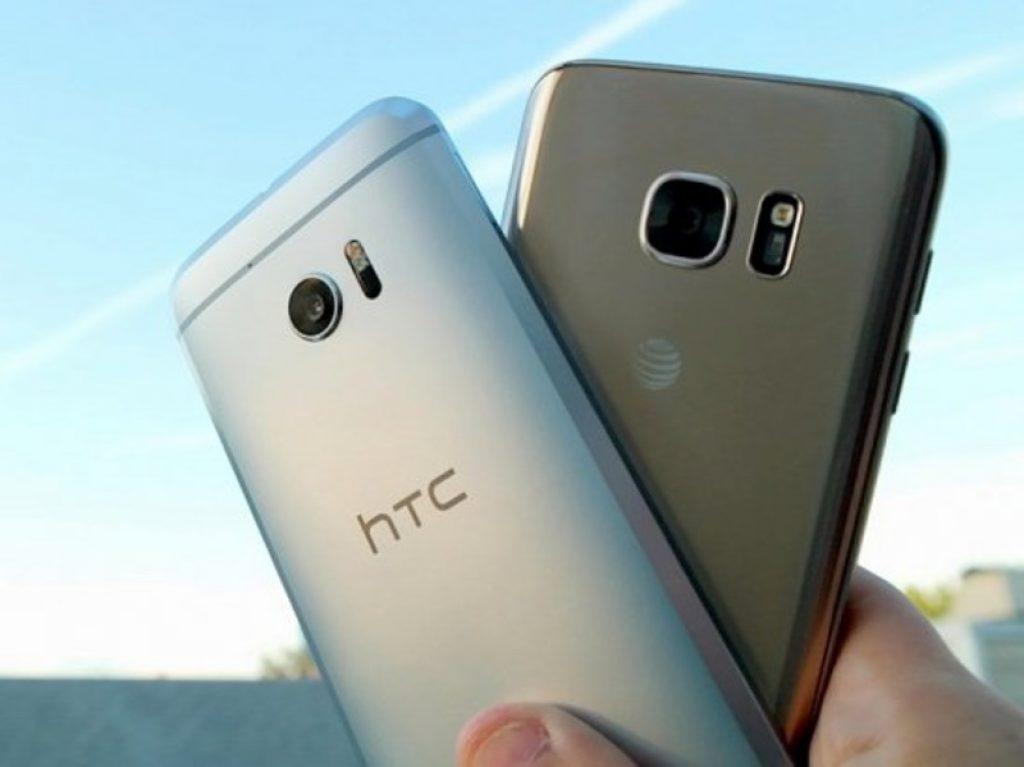 Камерофон HTC 10