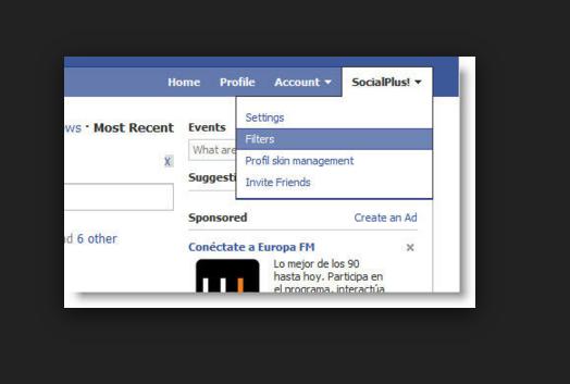Social Disconnect Plus – блокирует отправку конфиденциальной информации на внешние сайты