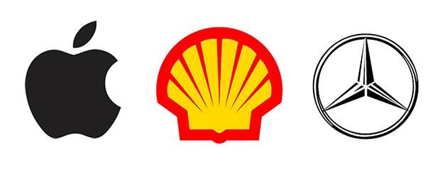 Пример знакового логотипа