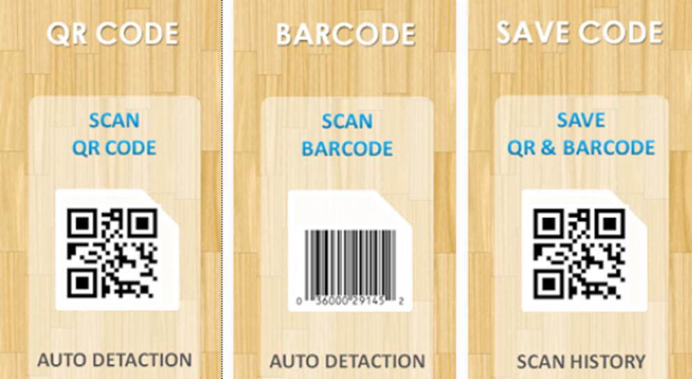 qr сканер штрих кода для андроид