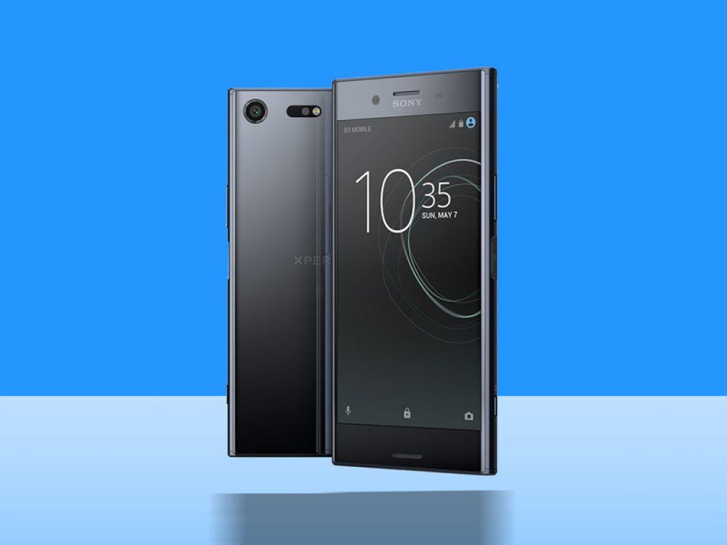 Камерофон Sony Xperia XZ Premium