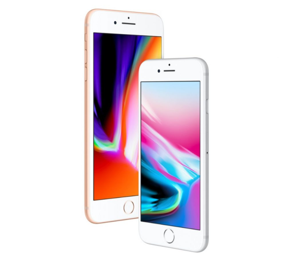 Дисплеи  iPhone 8 и iPhone 8 Plus