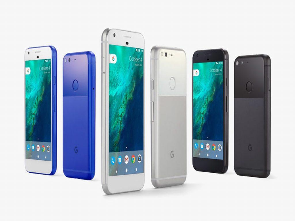 Камерофон Google Pixel XL