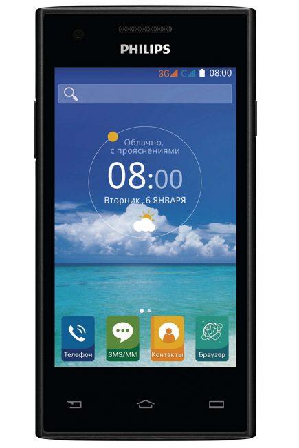 Телефон Philips S309