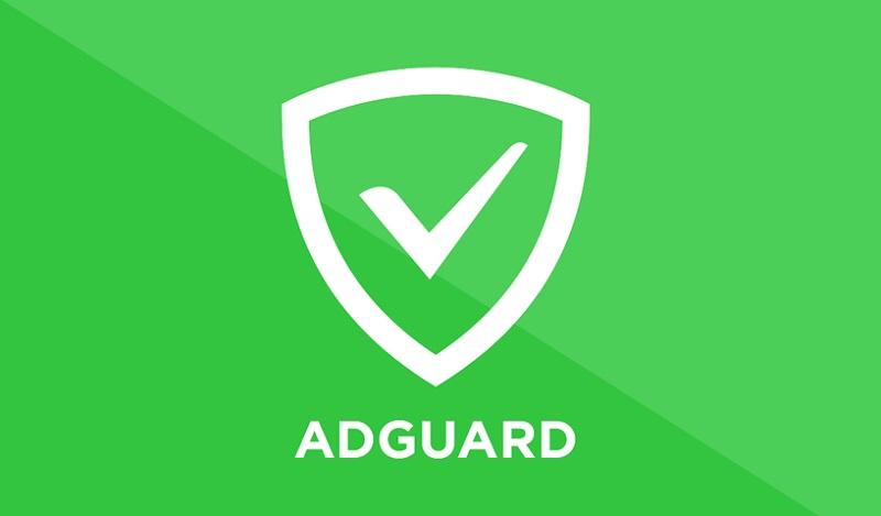 Эмблема Adguard