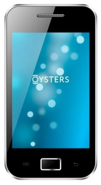 Oysters Artic 350