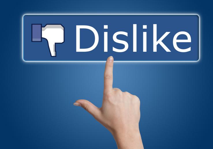 Facebook Like Button –позволяет проставить лайки и комментарии