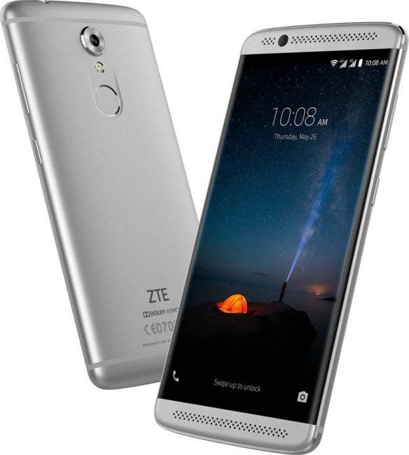 Телефон ZTE Axon7 mini