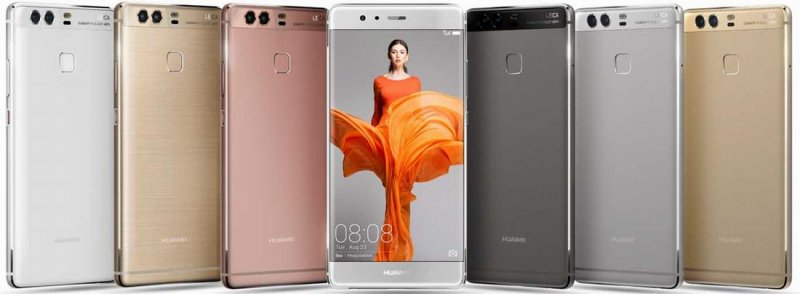 Камерофон Huawei P10