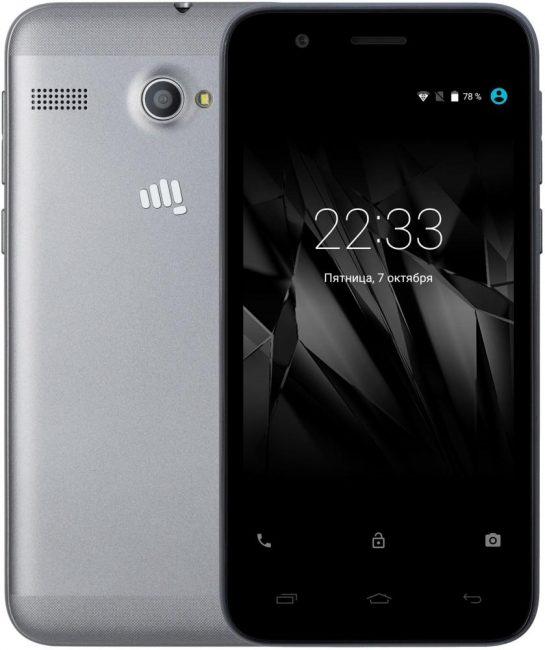 Телефон Micromax Q346