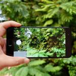 Телефоны с оптической стабилизацией