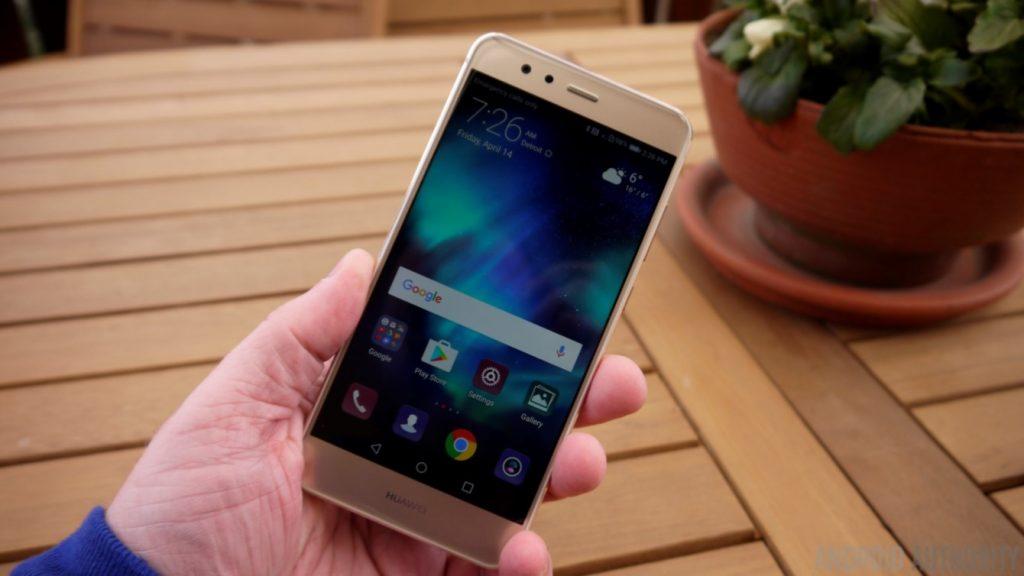 Стильный Huawei P10 Lite