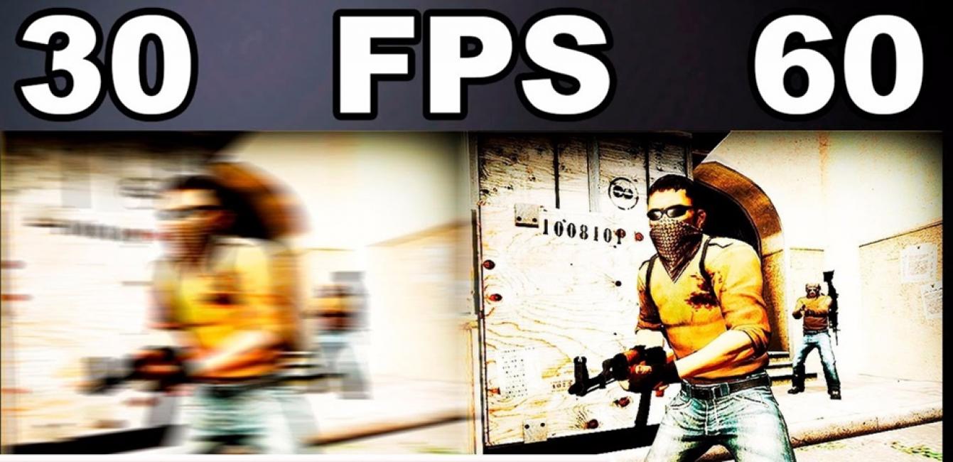 Пример влияния FPS на анимацию