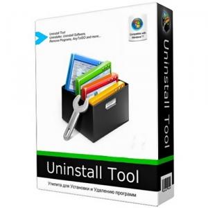 Логотип Uninstall Tool