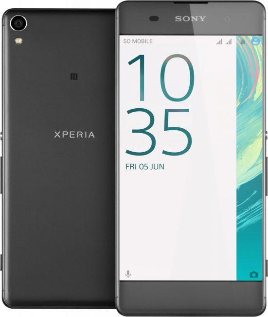 Телефон Sony Xperia XA Dual 16GB