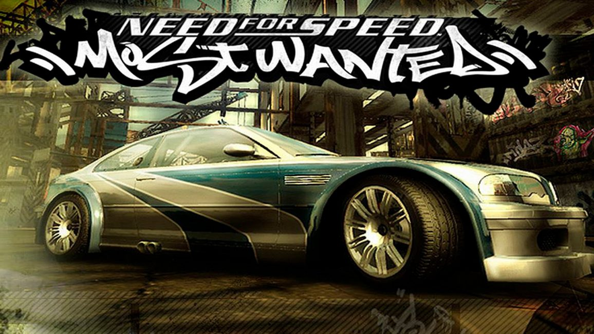 Игра в жанре «гонки»: Need for Speed: Most Wanted