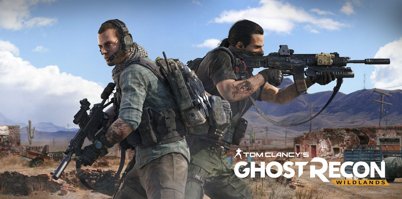 Игра Tom Clancy's Ghost Recon Wildlands