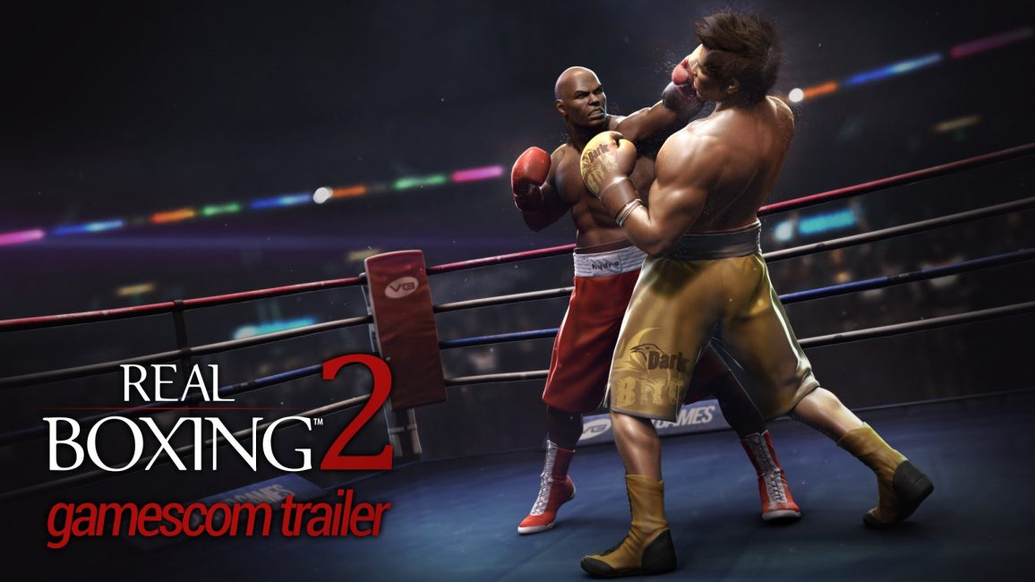 Превью игры Real Boxing