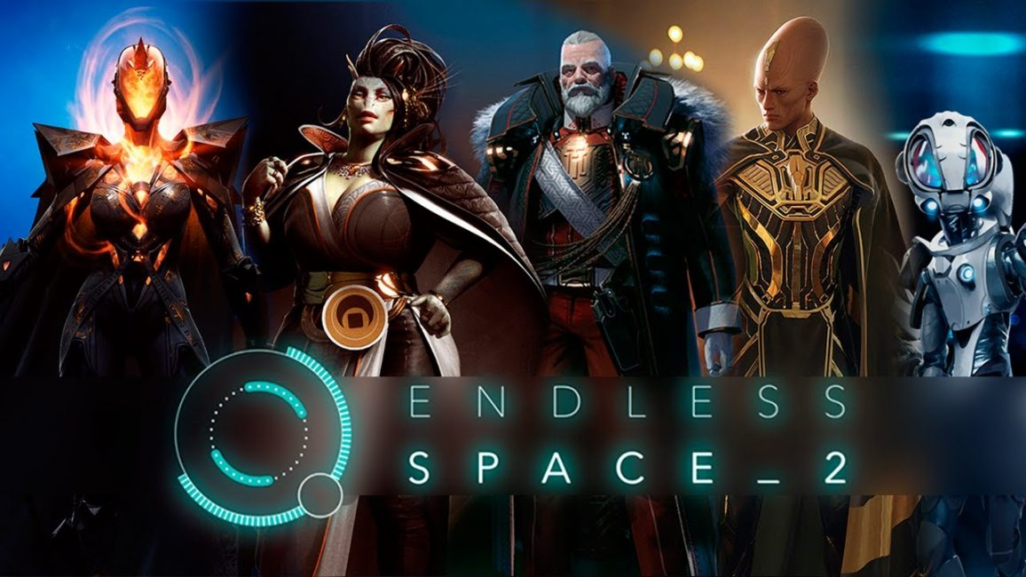 Игра Endless Space 2