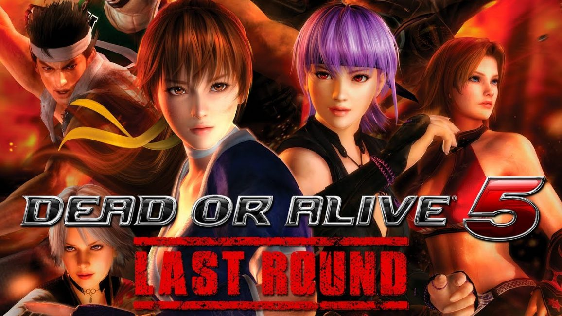 Превью игры Dead or Alive5 Last round