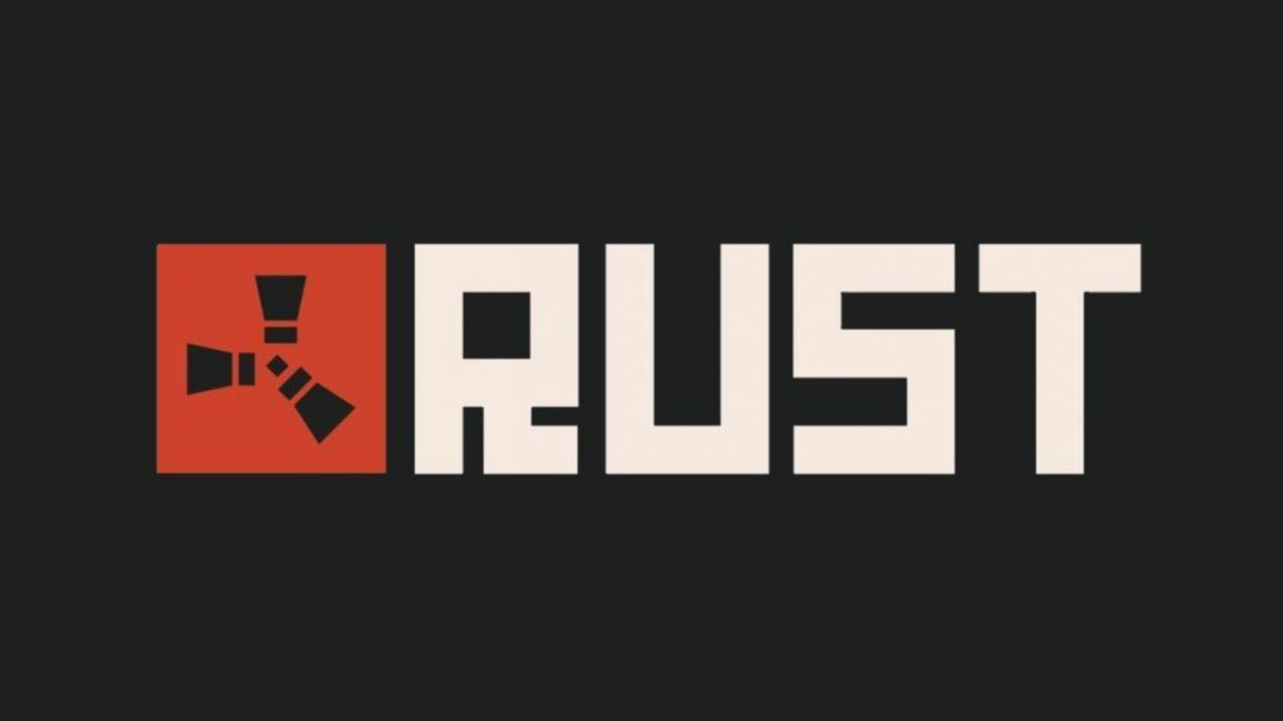 Заставка игры Rust