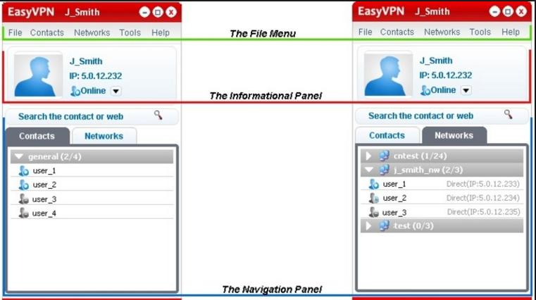 Программа для настройки виртуальной локальной сети